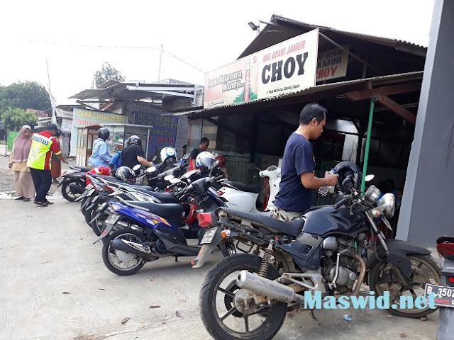 Kuliner Mie Ayam Jamur Choy Di Kota Depok