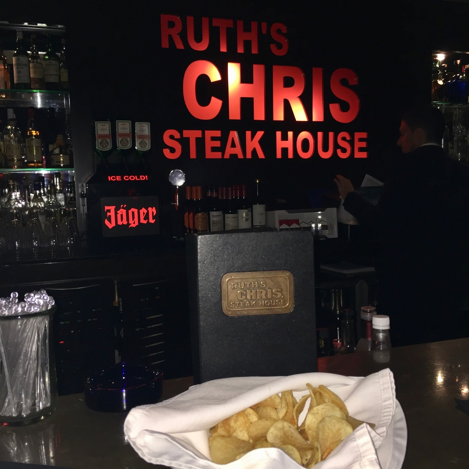 Ruths Chris Steak House Dubai Marina Dubai Desert Twins