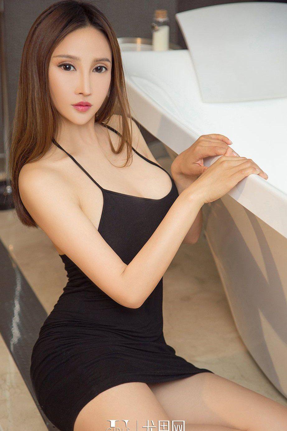 Ning big boob asian