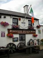 Irlanda. Éire. Ireland. Irlande. Leinster. Glencullen. Gleann Cuilinn. Johnnie Fox's Pub