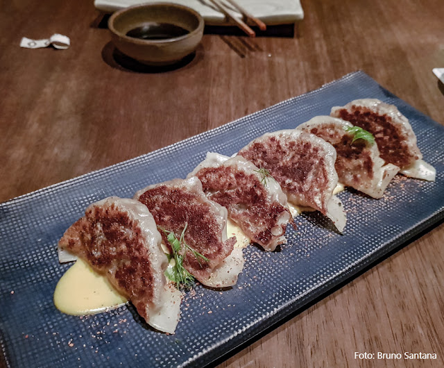Restaurante Osaka, San Isidro, Lima, Peru