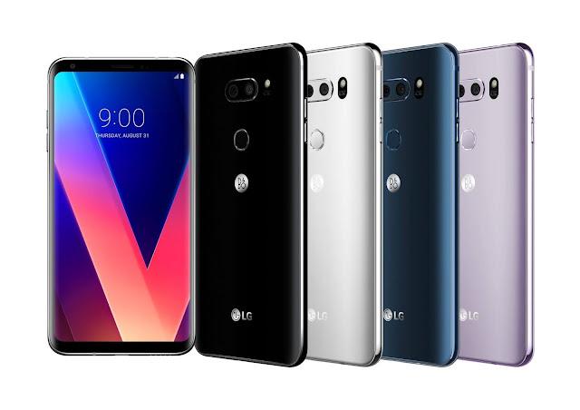 مواصفات وسعر هاتف  LG V30S ThinQ بالصور والفيديو