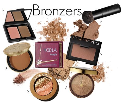 A Good Hue, Bronzers