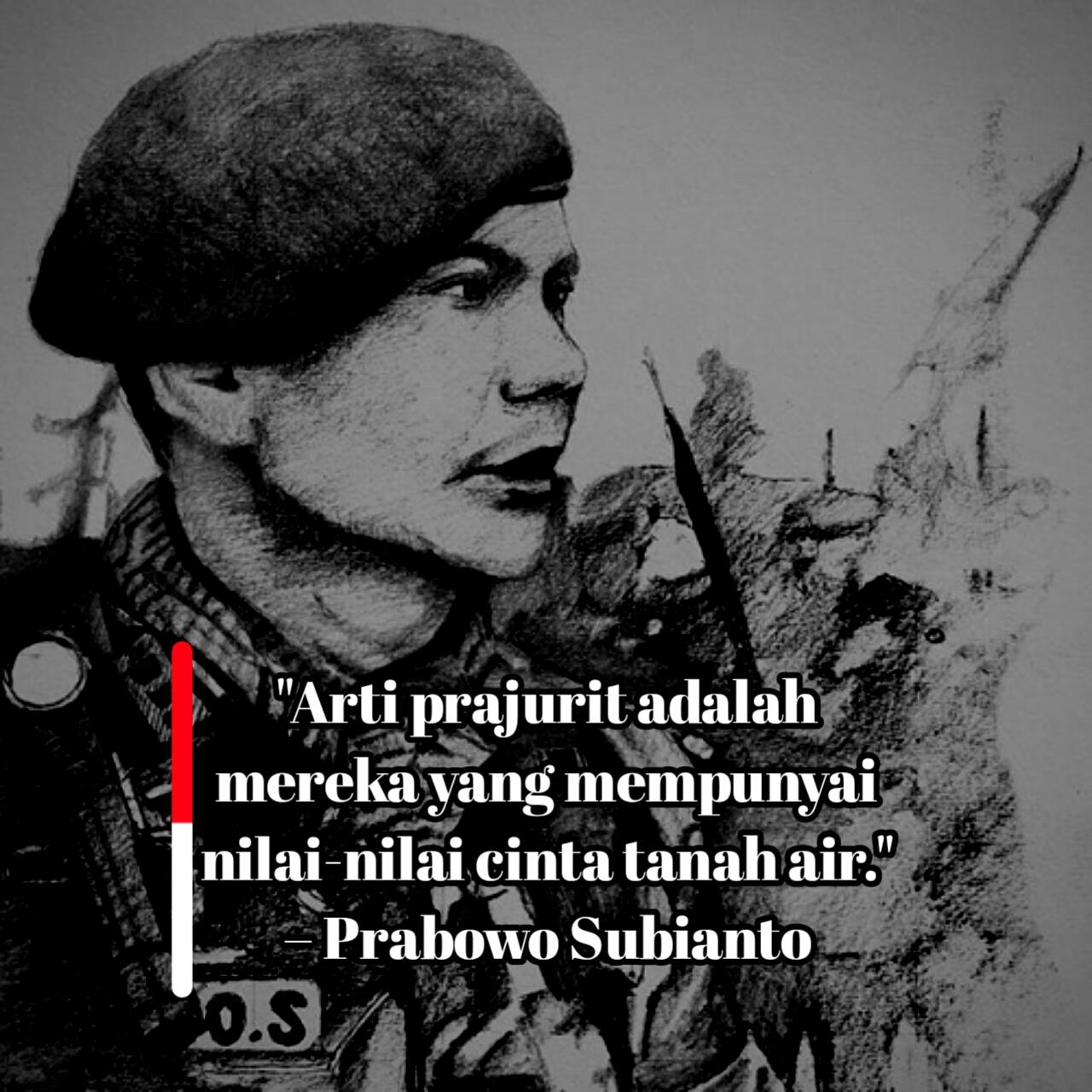 16. Kata Motivasi Bijak Prabowo Subianto Yang Menginspirasi Dalam Kehidupan