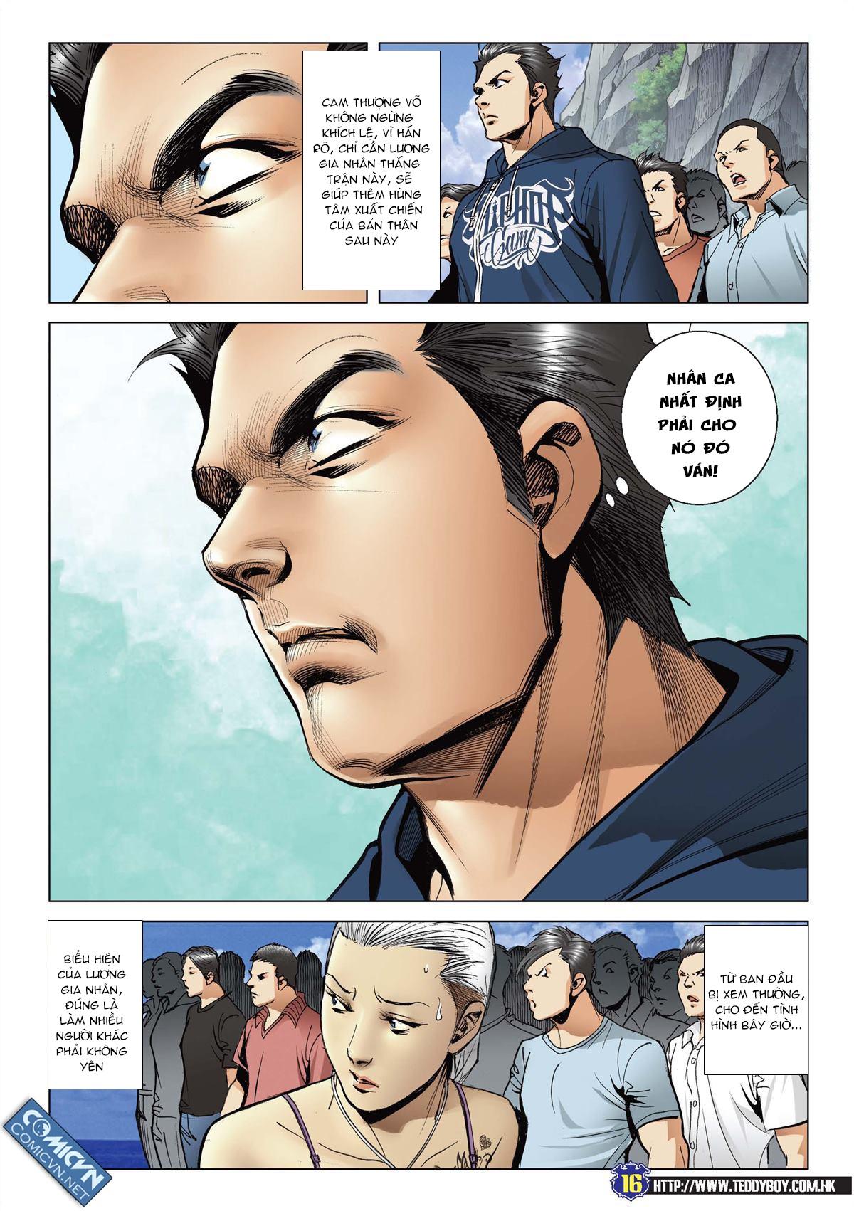 Người Trong Giang Hồ chapter 2138: thắng hết khí thế thua vì đen trang 13