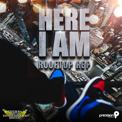 "Rooftop ReP - ""Here I AM"" {Prod. by @PrecisionProduction} @RooftopReP / www.hiphopondeck.com"
