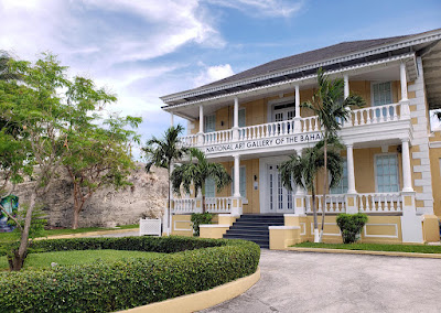 Two storey colonial styled historic building