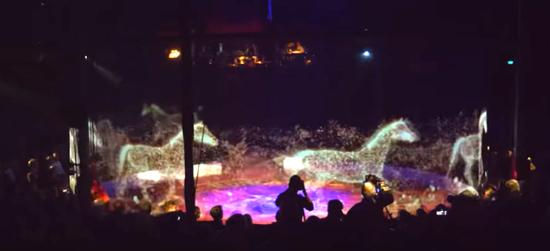 Hologramas que substituem animais no circo já são uma realidade - Img