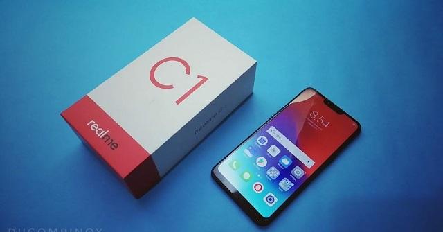 Best-smartphones-realme-c1
