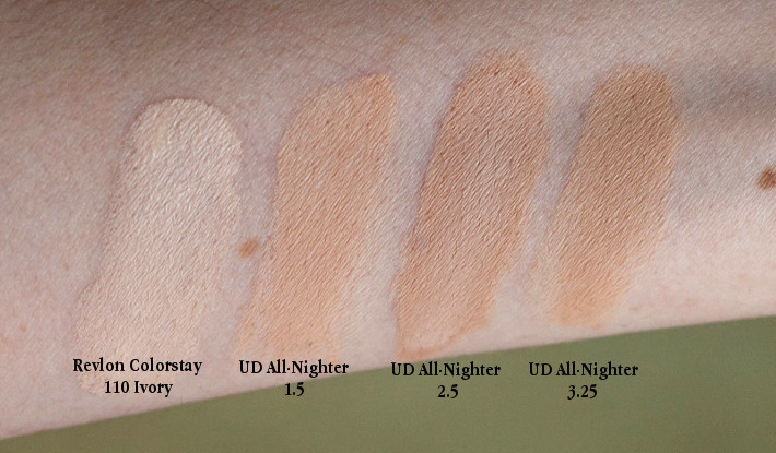 Beauty: Urban Decay All-Nighter Foundation review