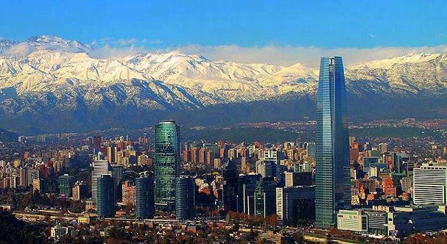 Fazer seguro viagem para o Chile