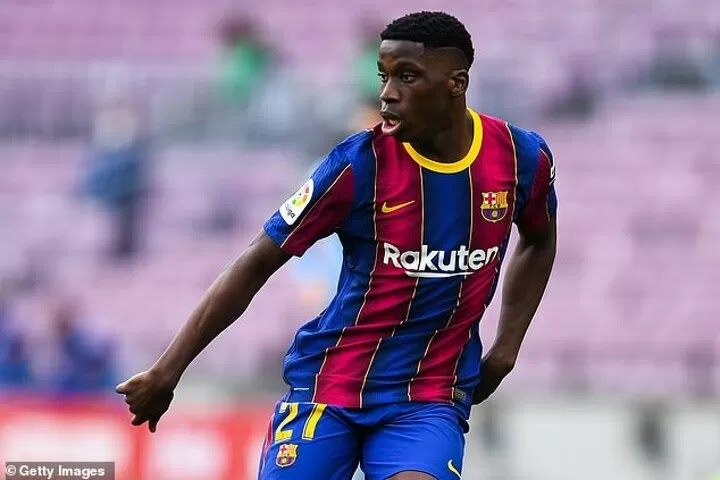R. Yuste: Moriba 'has NO future' at Barca if he does not 'change his position'