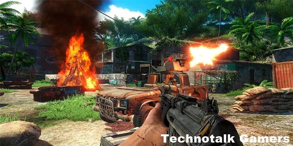 Far Cry 3 Highly Compressed 1GB