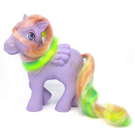 My Little Pony Tickle Year Three Rainbow Ponies II G1 Pony