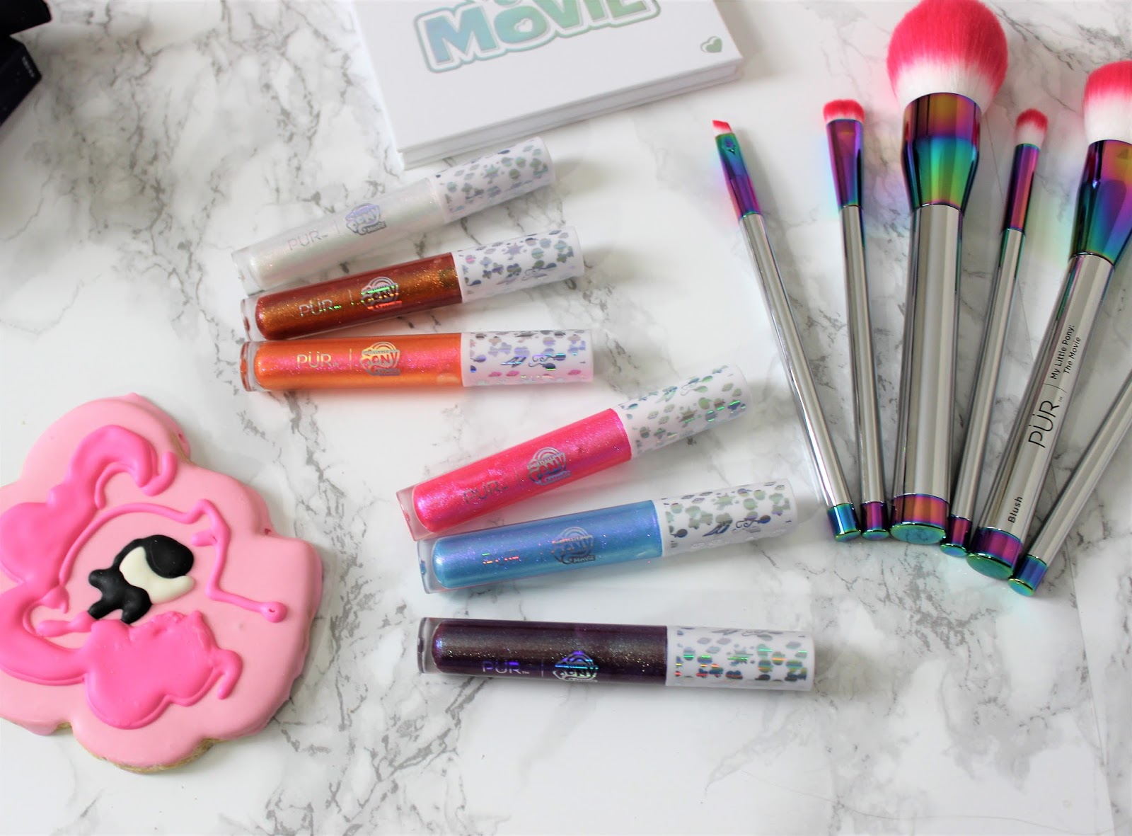Pur Cosmetics My Little Pony Collection