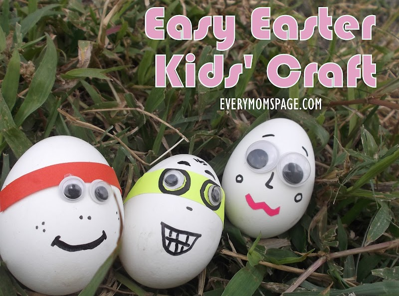 Easy Easter Kids' Craft