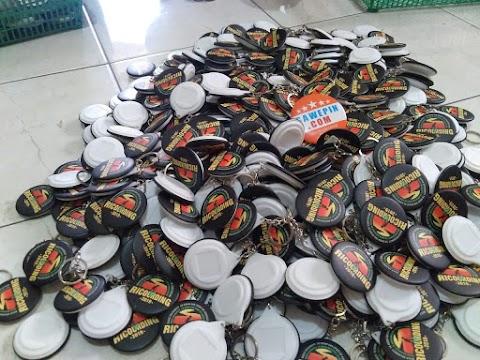 Tempat Produksi Gantungan Kunci Termurah Guys - 450 pcs Gantungan Kunci 4,4 cm Recoording