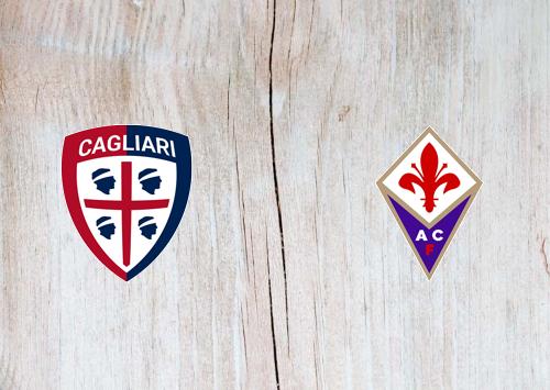 Cagliari vs Fiorentina -Highlights 12 May 2021
