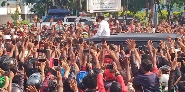 """Demokrat: Wajar Habib Rizieq Minta Bebas Murni, Jokowi Juga """"Bebas Murni"""" Saat Kerumunan Di Maumere"""