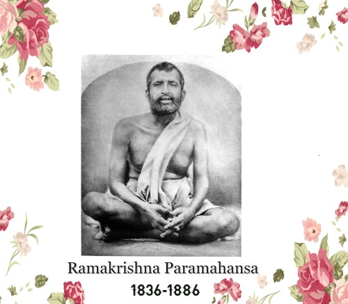 Ramakrishna Paramahansa in Bangla
