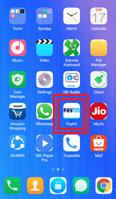 paytm payment bank account opening process