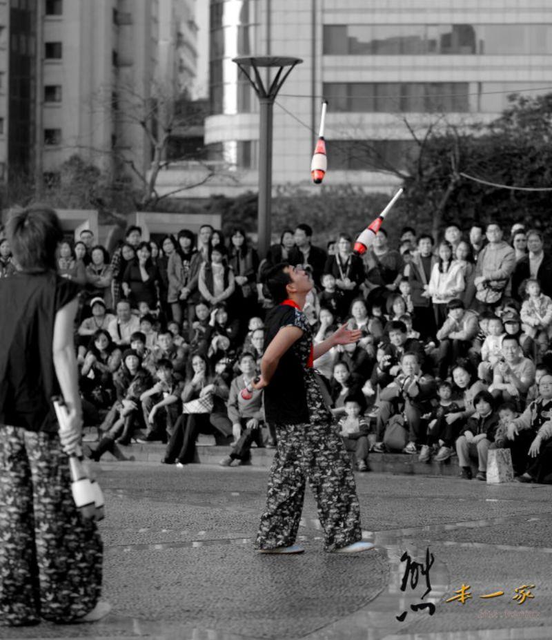 台北燈會龍年|國父紀念館|藝人團體的排演活動