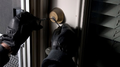 Συνελήφθη ημεδαπός για απόπειρα κλοπής από σπίτι