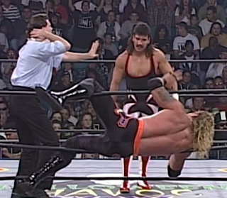 WCW HALLOWEEN HAVOC 96 REVIEW: WWE Hall of Famers DDP and Eddie Guerrero