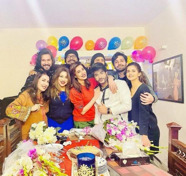 38 years old Mehwish Hayat Celebrates her Birthday