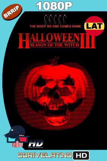 Halloween III (1982) REMASTERED BRRip 1080p Latino-Ingles MKV