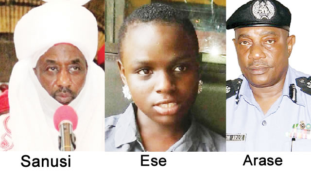 Abducted girl Ese Oruru speaks out, wants to remain in Kano with her lover