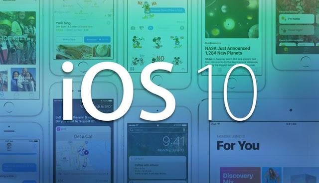 Atualização do iOS 10 está rolando - MichellHilton.com