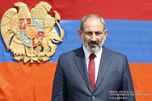 Pashinyan anuncia visita oficial a Rusia