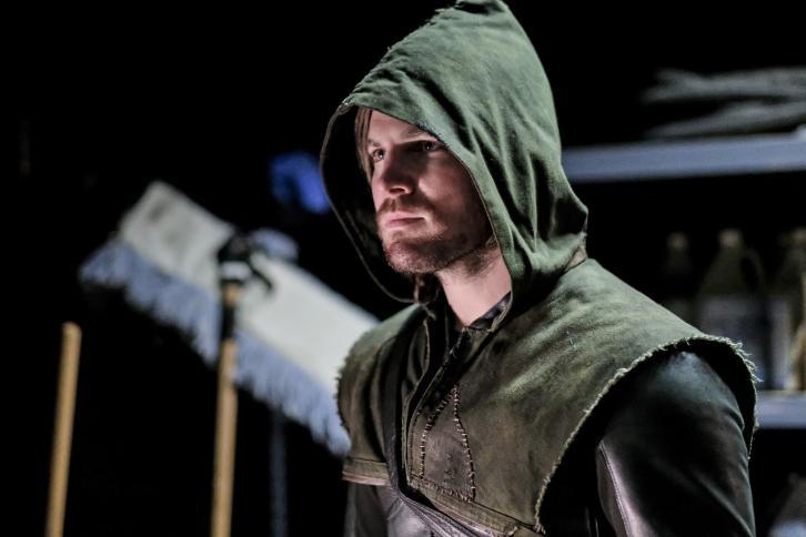 Arrow - Episode 5.17 - Kapiushon - Promos, Sneak Peeks, Inside The Episode, Interviews, Promotional Photos & Press Release