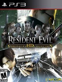 RESIDENT EVIL CHRONICLES COLLECTION HD PS3 TORRENT
