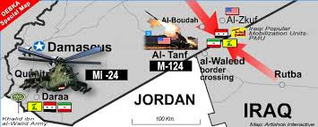 al-Walid illegitimate crossing