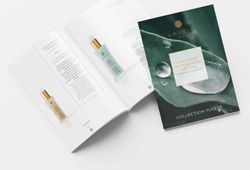Print : brochures diverses : ametis