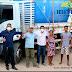 IBITIARA-BA: PREFEITURA RECEBE TUBULAÇÕES E RESERVATÓRIO PARA ABASTECIMENTO NA COMUNIDADE DE ITIBIRABA