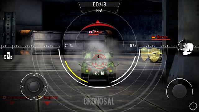 Review: Super Tank Wars - Ekspetasi yang Terbayarkan