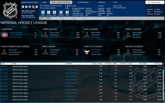 Franchise Hockey Manager 3 PC Full