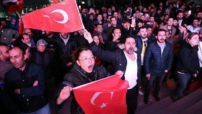 Golpe electoral para Erdogan en grandes ciudades