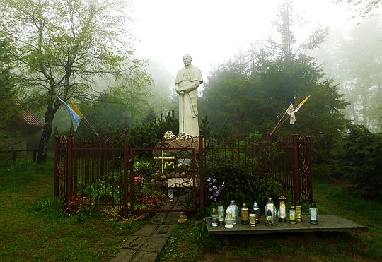 Pomnik Jana Pawła II.