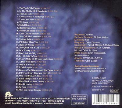 Wanda Jackson - The Ballads Of