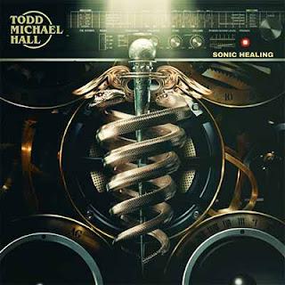 """Ο δίσκος του Todd Michael Hall """"Sonic Healing"""""""