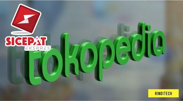 Cara mengirim pesanan Tokopedia dengan SiCepat