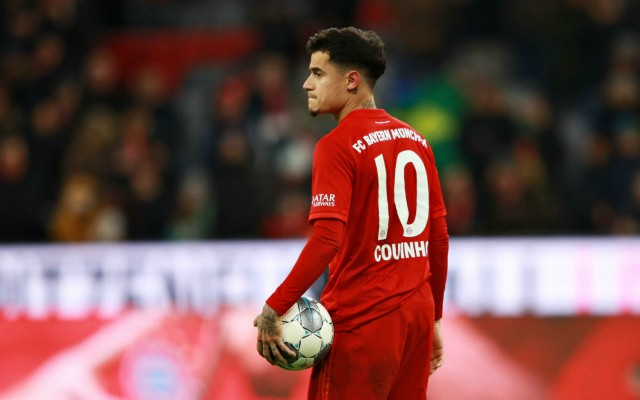 Coutinho has revealed post-match conversation with Neymar after Bayern defeat