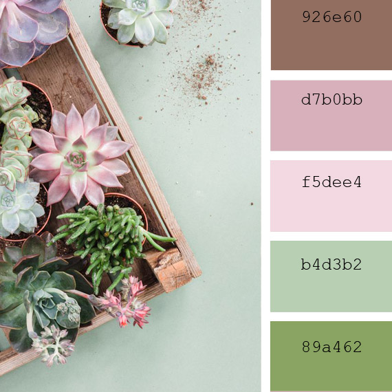 pantone color of the day pastel green
