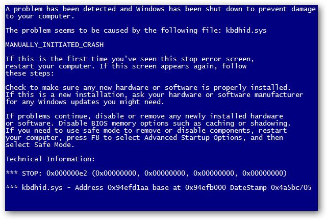 حل مشكلة الشاشة الزرقاء المزعجة بدون برامج Cyvork