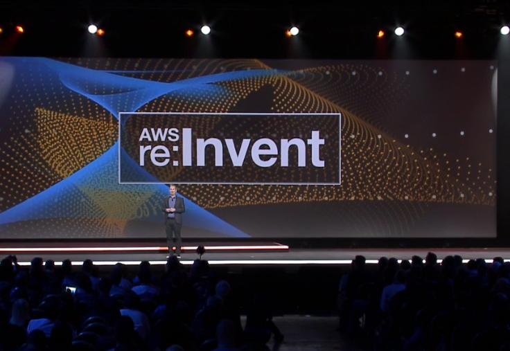 Re:invent Keynote