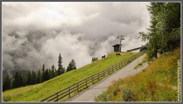 Elferliffte Neustift Valle Stubai (Austria)